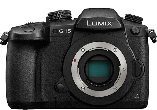 Panasonic GH5 Image