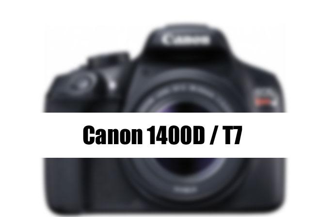 Canon 1400D T7