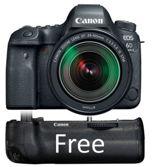 Canon Kit lens image