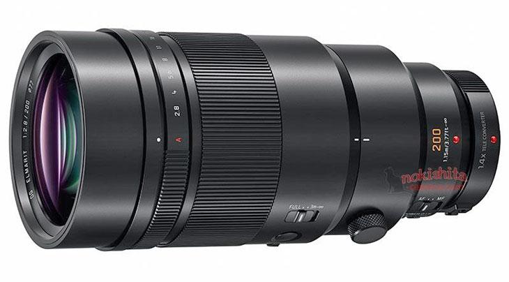 Leica new lens image