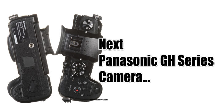 Panasonic GH5 series next
