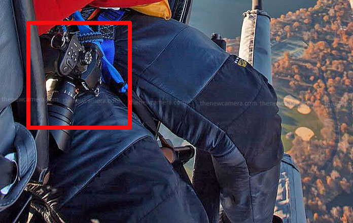 Panasonic GH5s image leaked