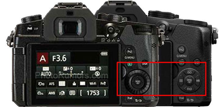 Panasonic G9 vs Panasonic G85 image