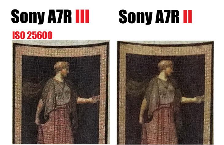 Sony A7R III vs Sony A7R II image