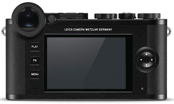Leica back camera image