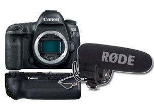 canon microphone deal image
