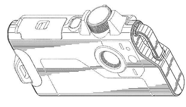 Nikon projector cam patent
