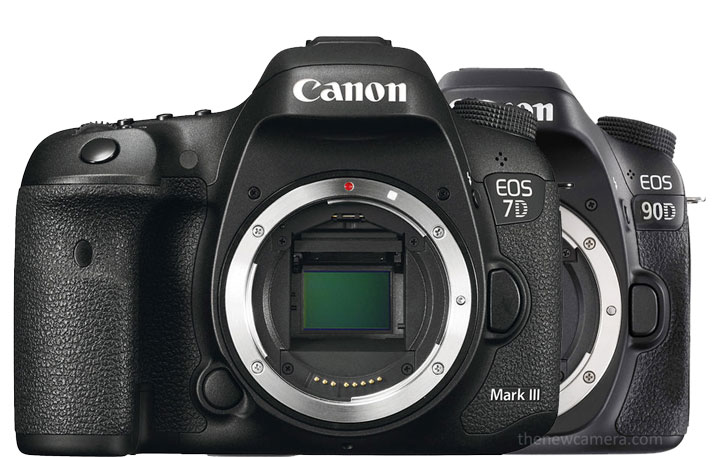 Canon 7D Mark III image