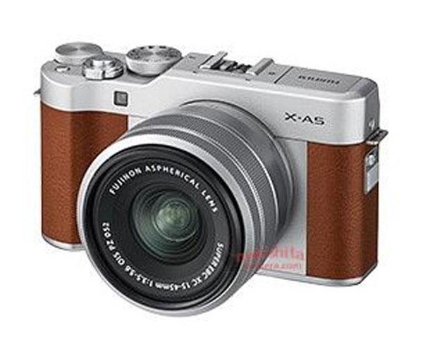 Fuji X-A5 camera images