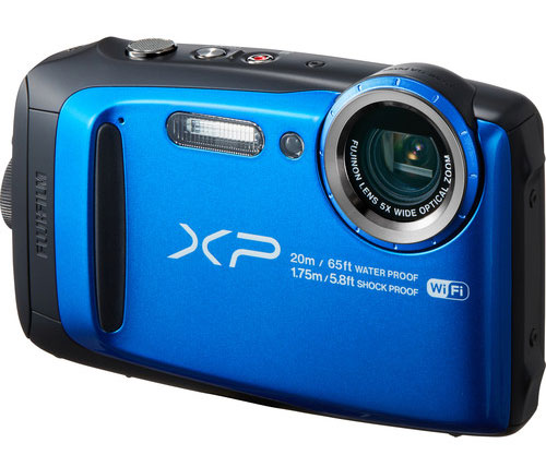Fuji XP 120 camera