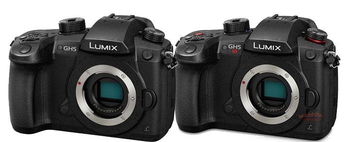 Panasonic GH5s vs GH5