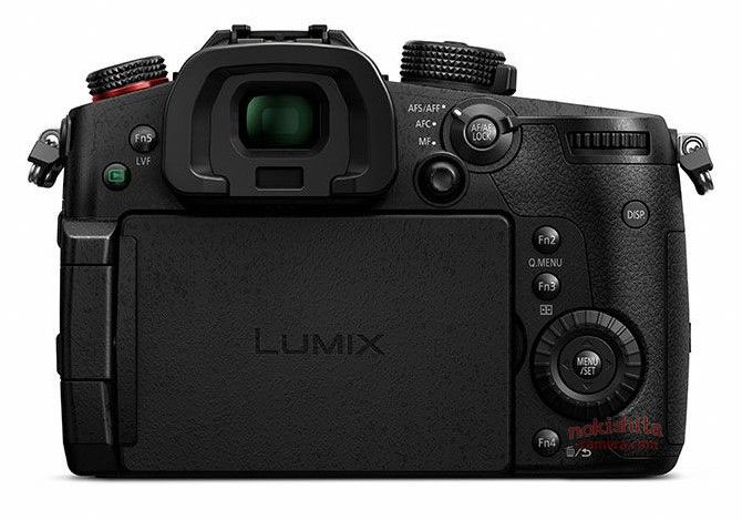 Panasonic GH5s Leaked Images