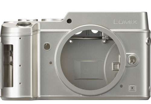Panasonic GX9 camera image