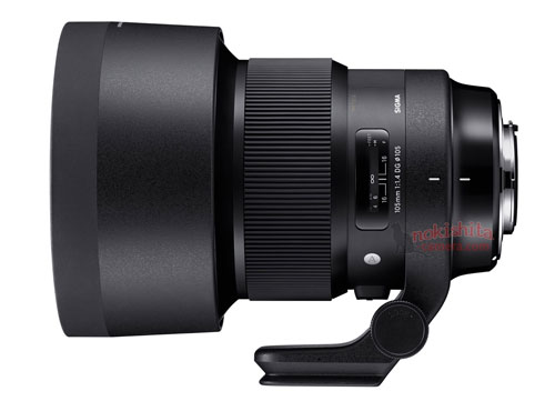 Sigma Art lens images