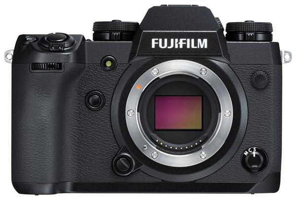 Fuji X-H1 camera image