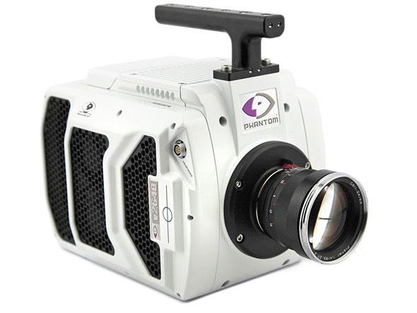 Phantom camera image