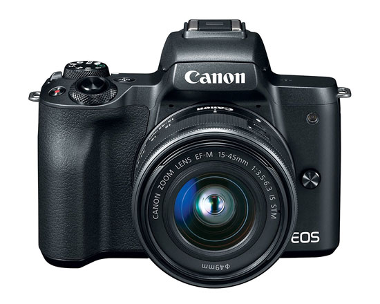 Canon EOS M50 limited 4K