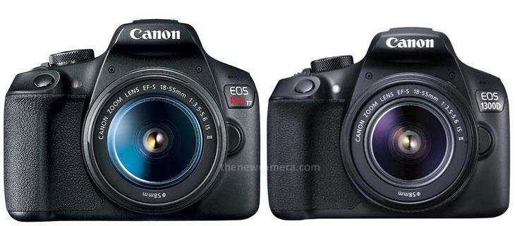 Canon T7 vs Canon T6