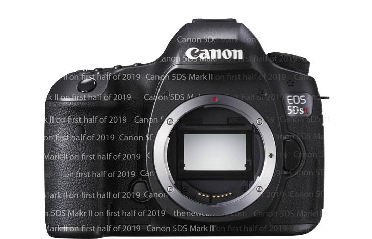 Canon 5DS Mark II