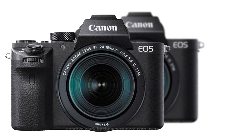 Canon fullframe mirrorless image