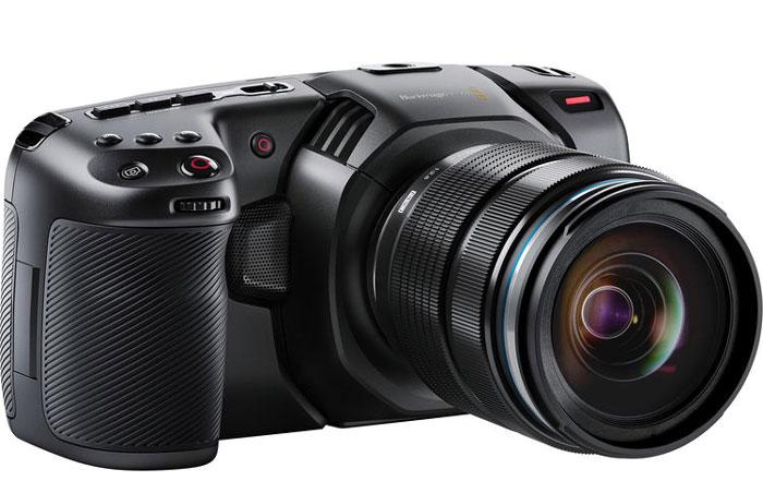 Blackmagic New Camera