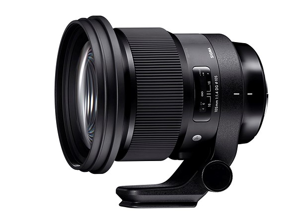 Bokeh master lens image