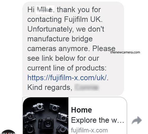 Fuji reply