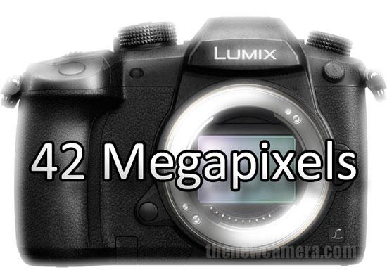 panasonic fullframe Mirrorless camera