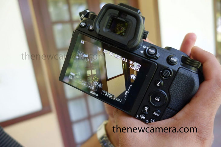 Nikon Z7 hands on