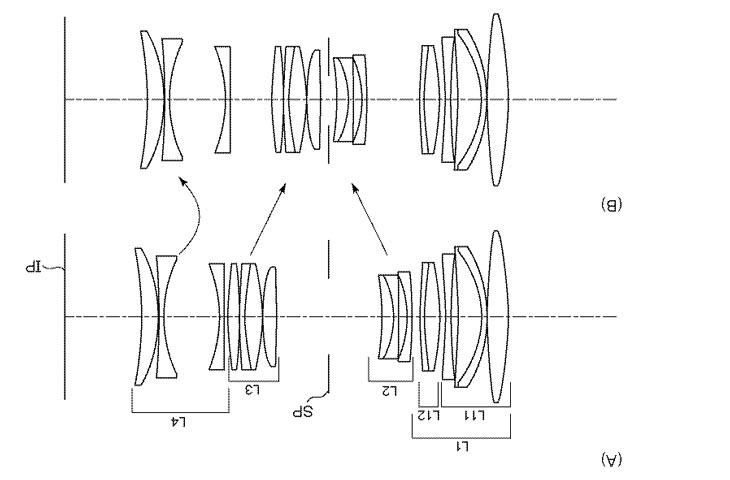 canon 90mm macro lens patent