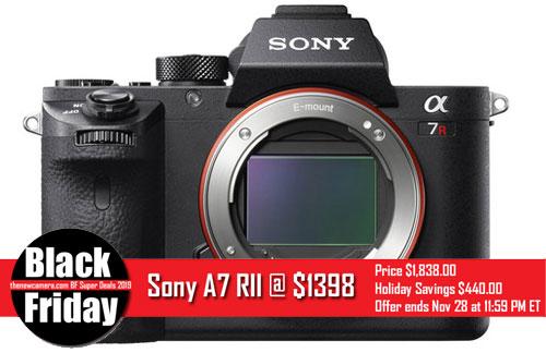 Black Friday Deals New Camera