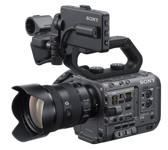 New Camcorder New Camera
